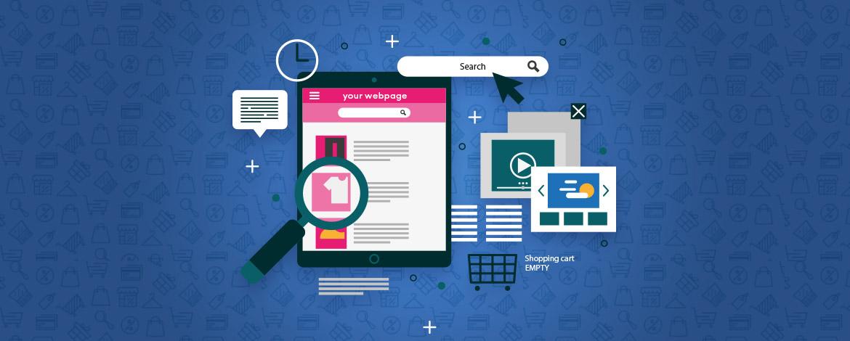 10 javaslat a webáruház kereső mezőjének optimalizálására